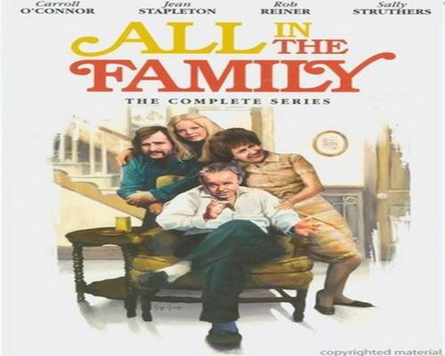 a Movie All In The Family: The Complete Series