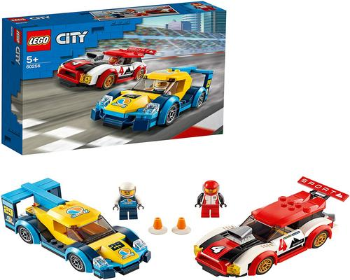 ein Lego City Turbo Wheels Spiel
