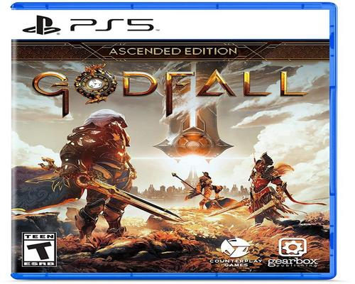 a Set Of Accessory Godfall: Ascended Edition - (Ps5) Playstation 5