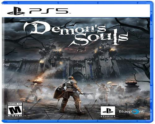 a Set Of Accessory Demon'S Souls – Playstation 5