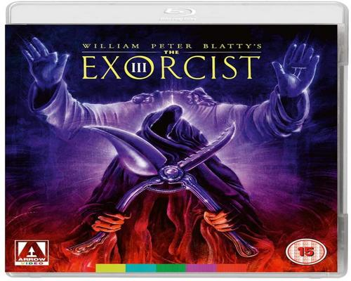 a Dvd The Exorcist Iii [Blu-Ray]