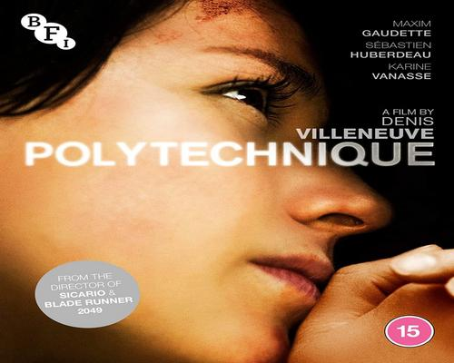 a Dvd Polytechnique (Blu-Ray)