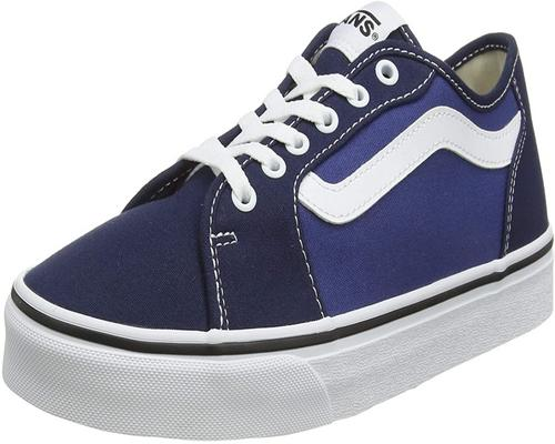 A Pair Of Vans Filmore Decon Sneakers