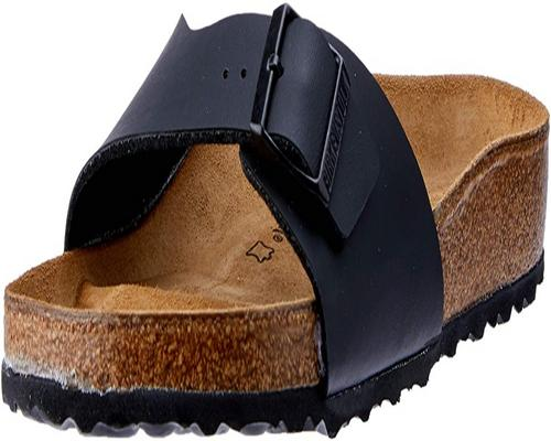 a Pair Of Birkenstock Madrid Mules