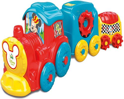 Ein Clementoni-Spielzeug - Disney Train S-Early Age