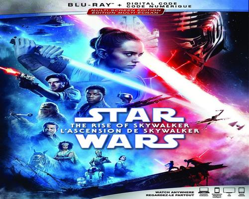 a Movie Star Wars: The Rise Of Skywalker [Blu-Ray + Digital] (Bilingual)