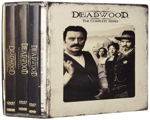 a Movie Deadwood:S1-3 Complete Series (Dvd)