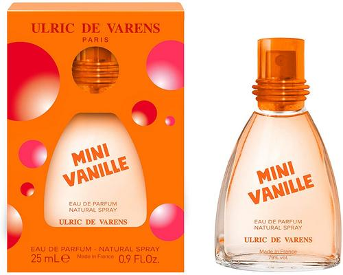 one Ulric De Varens Mini Vanilla Eau De Toilette 25 Ml