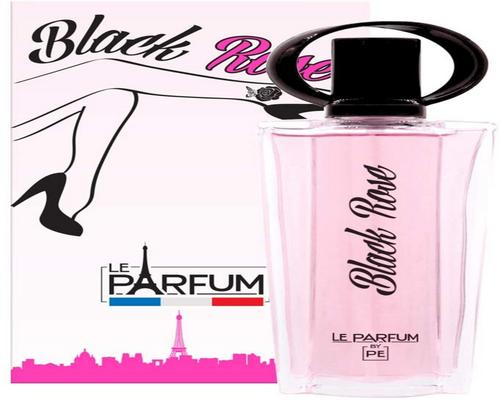 a Eau De Toilette Le De France Black Rose Woman 75 Ml