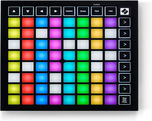 ein Novation Launchpad Mini Midi Controller