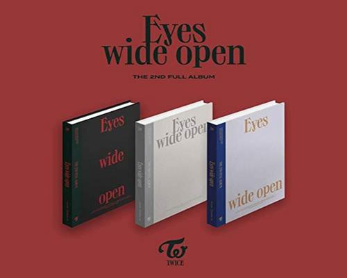 a Cd Eyes Wide Open [Retro Version]