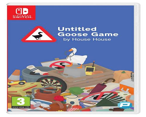 a Set Of Accessory Untitled Goose Game (Nintendo Switch)
