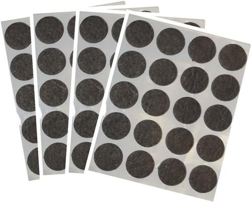 een Secotec Felt Round Sticker 22 Mm Pro Pack