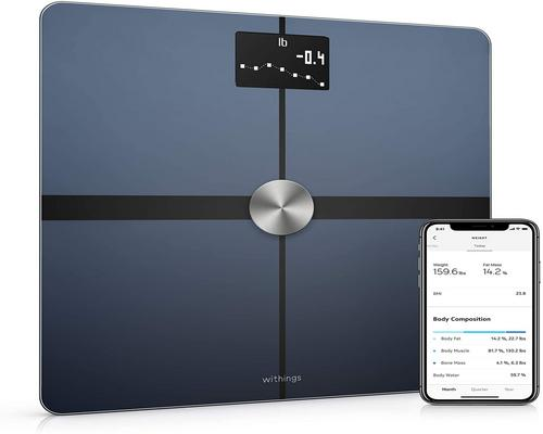ein Withings Body + Personal Scale
