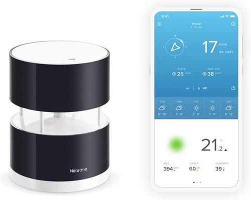a Netatmo Connected Wireless Anemometer The Netatmo