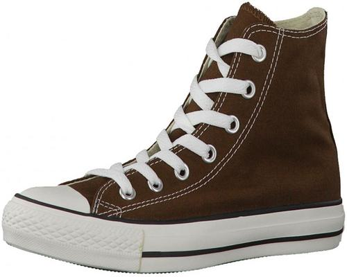 A Pair Of Sneakers Converse Gray
