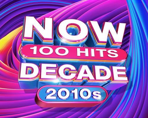 a Box Set Now 100 Hits The Decade (2010S)