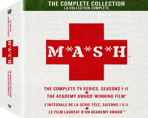 a Movie Mash The Complete Tv Series + Movie