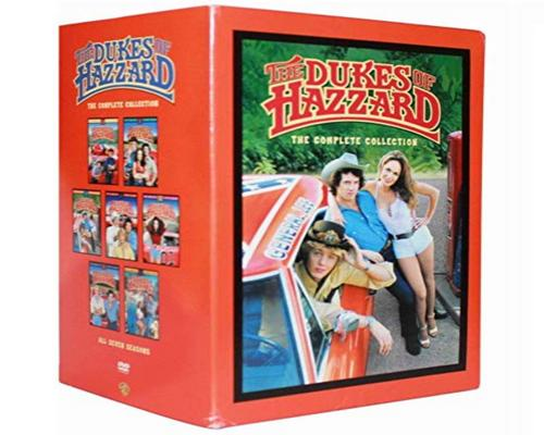 a Movie The Dukes Of Hazzard: The Complete Series Dvd Box Set Season 1-7