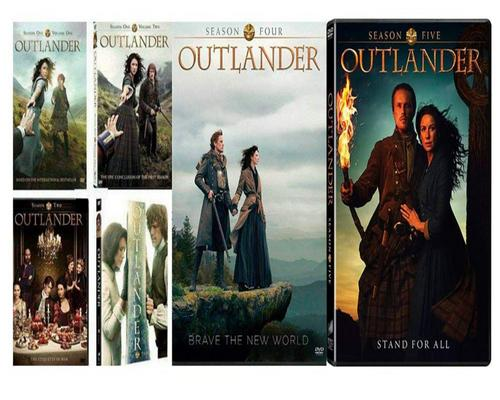 a Movie Outlander: The Complete Series Season 1-5 Dvd