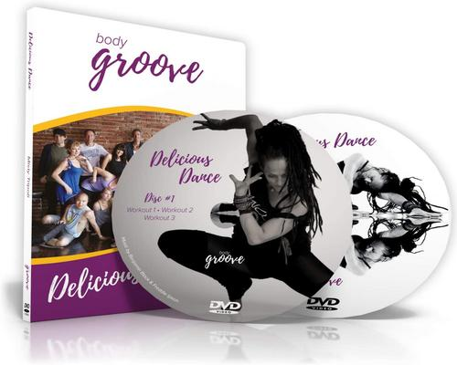 a Movie Body Groove Delicious Dance Dvd Collection