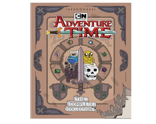 a Movie Cartoon Network: Adventure Time - The Complete Series Limited Edition