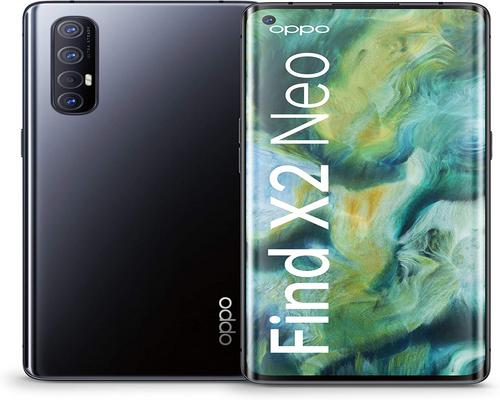 an Oppo Find X2 Neo Smartphone