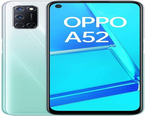 an Oppo A52 Smartphone