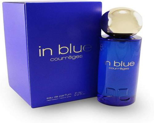 a Courreges In Blue Eau De Parfum