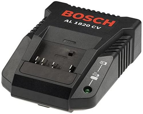 a Bosch Quick Charger Li-Ion Al 1820 Cv Pack