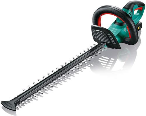 a Bosch Cordless Hedge Trimmer