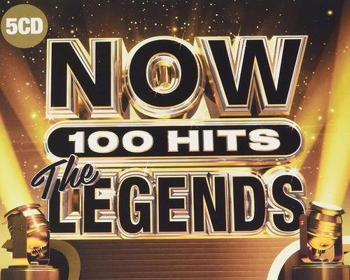 a Box Set Now 100 Hits The Legends
