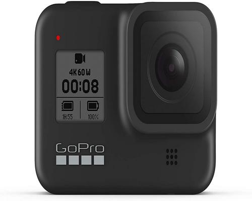 eine Gopro Hero8 Black Camera