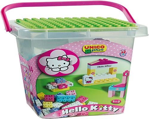 a Hello Kitty Toy