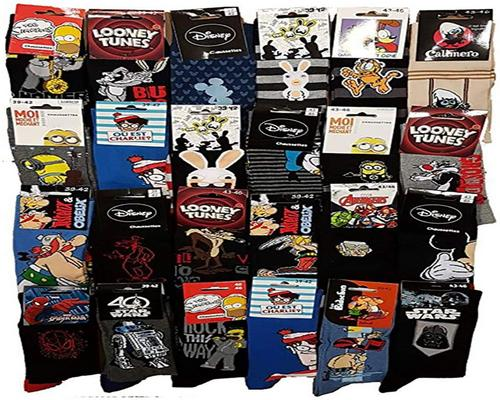 en Sock License Pack Assorted Fantasies