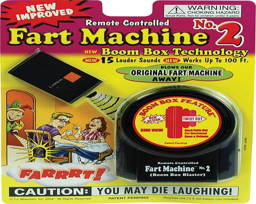 A Stuffing Machine With Better Fart