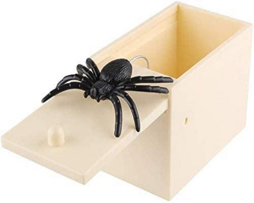 a Spider Surprise Box Stuffing