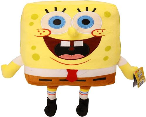 a Spongebob Squarepants SpongeBob Squarepants Plush Eu691171