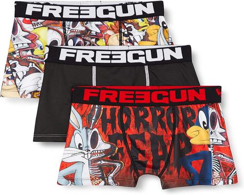 en bokser Freegun Looney Tunes Bugs Bunny And Daffy Boy
