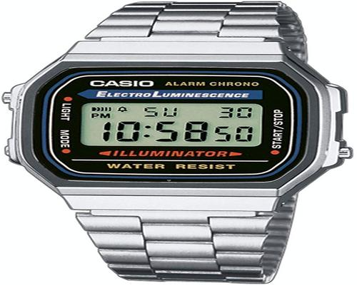 une Montre Mixte Casio Collection A168Wa