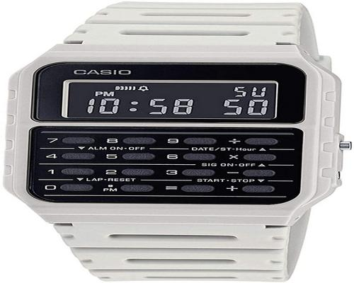 a Casio Watch For