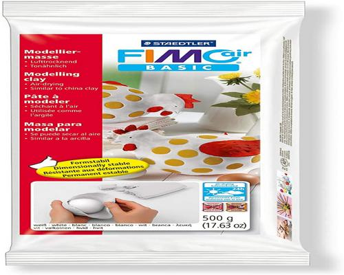 Staedtler Fimo Air基本陶瓷