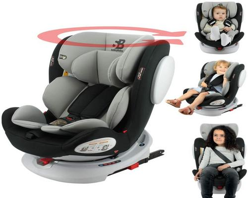 a Nania Isofix Seaty 360 ° Group 0 + / 1/2/3 Seat