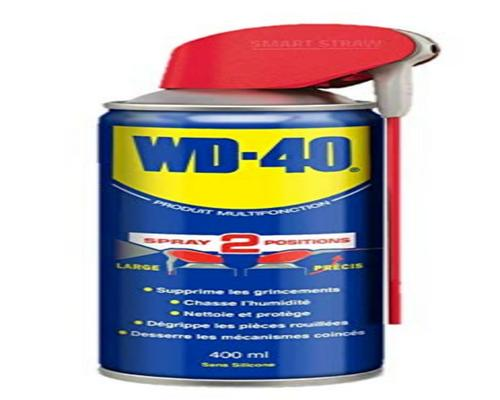 a Wd-40 lubricant