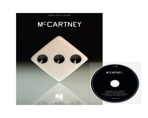 un Cd Mccartney Iii (Cd + Songbook Ltd. Edt.)
