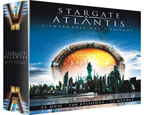 a Stargate Atlantis Series-The Complete Seasons 1 To 5