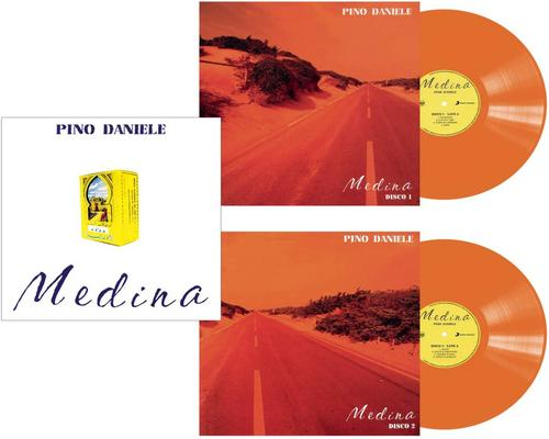 uno Cd Medina (Orange Vinyl Limited) [2 Lp] Exclusive Amazon.It Vinyl Week 2020