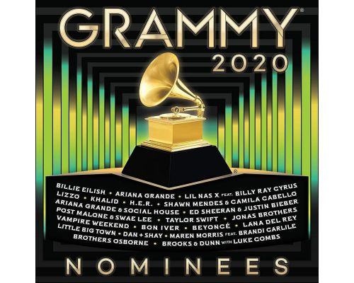 <notranslate>A 2020 GRAMMY Nominees CD</notranslate>