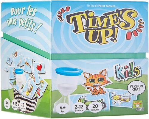 a Time'S Up Kids Game