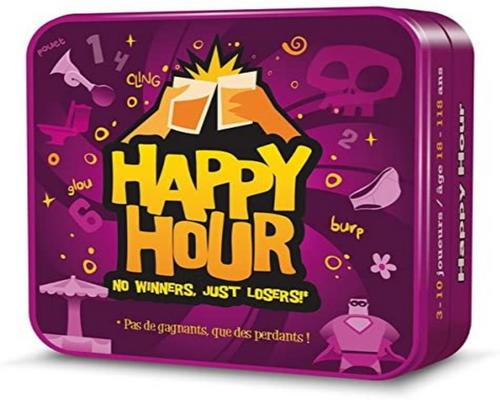 a Happy Hour Game